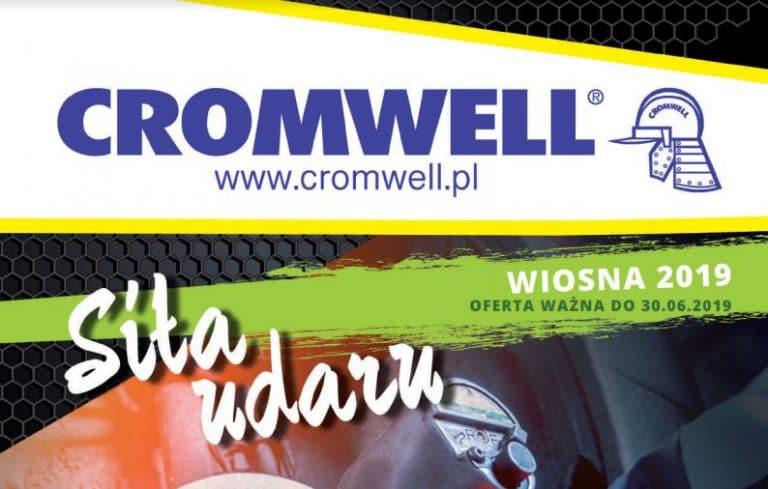 Cromwell – PROMOCJA